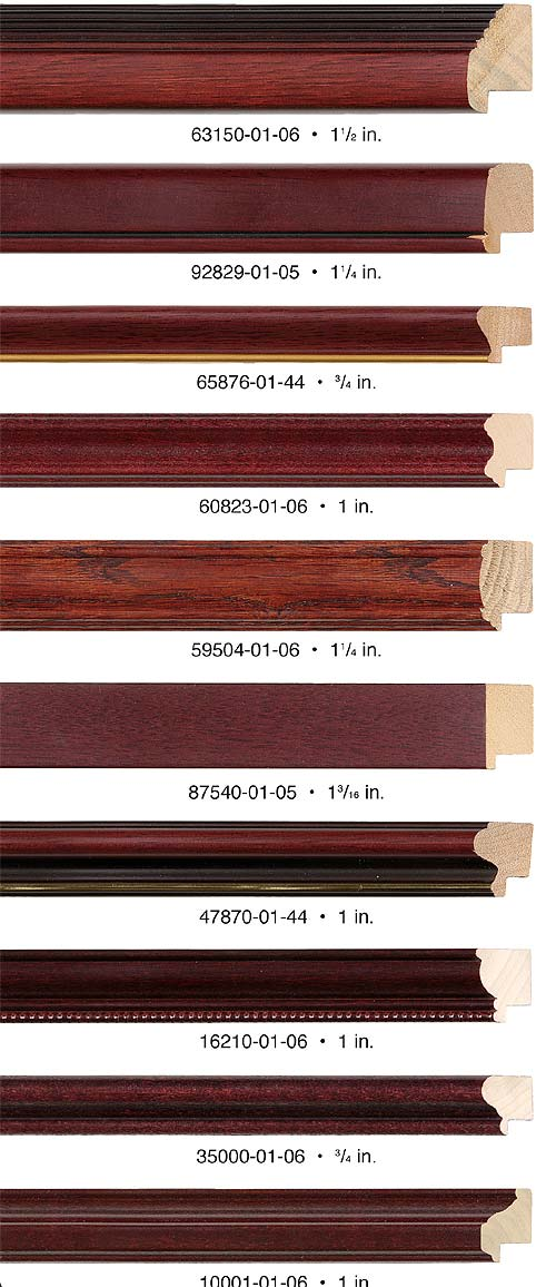 Framing Potentials Mouldings Frames That Fit Your Style